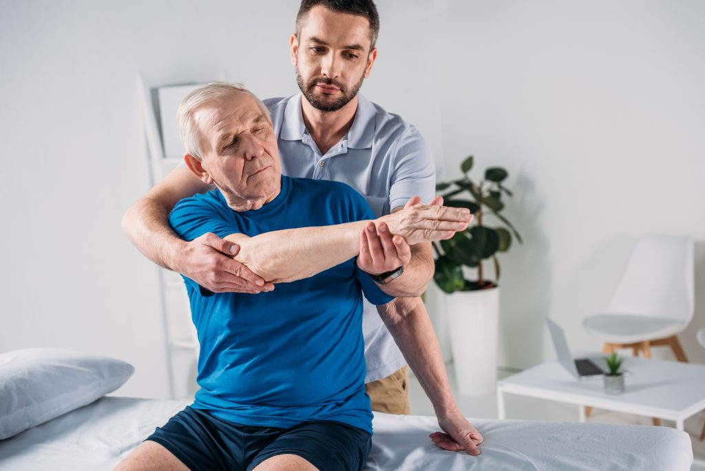 Physiotherapy and rehabilation in whitefield